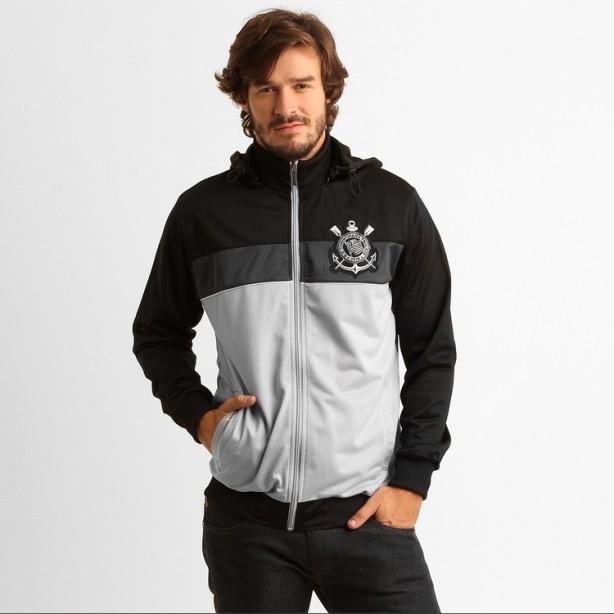 711a03a7d086c Linha de inverno traz novas jaquetas do Corinthians