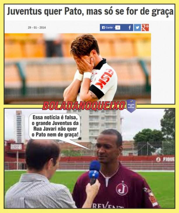 O Pato e a Juventus