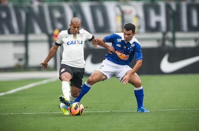 Brasileir�o 2013: Corinthians 0x0 Cruzeiro