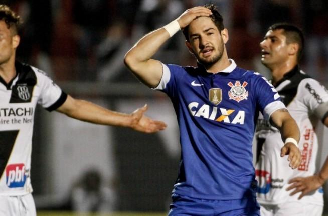 Brasileir�o 2013: Ponte Preta 2x0 Corinthians