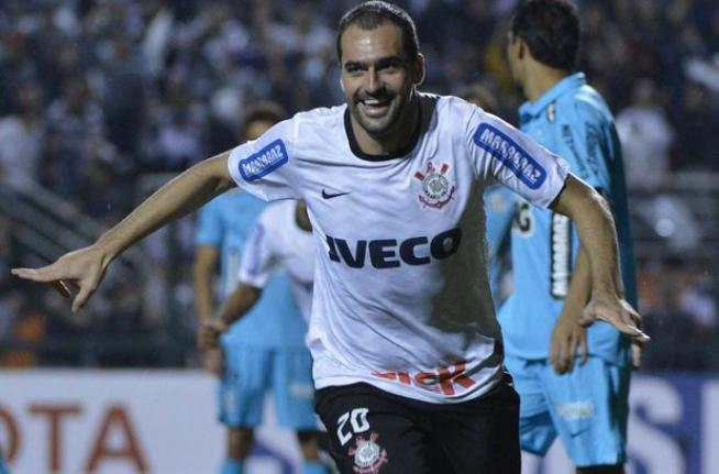 Libertadores 2012 - Corinthians 1x1 Santos