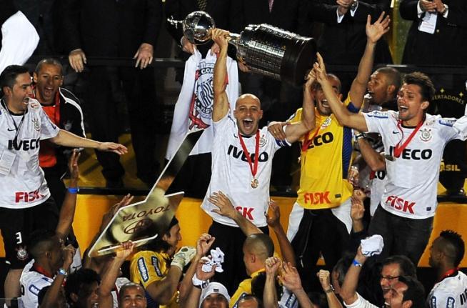 Libertadores 2012 - Corinthians campe�o invicto 2x0 Boca Juniors