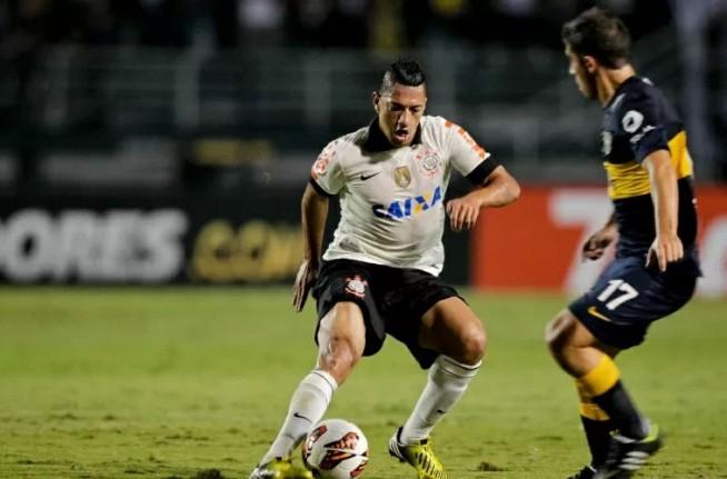 Libertadores 2013 - Coritnhians 1x1 Boca Juniors