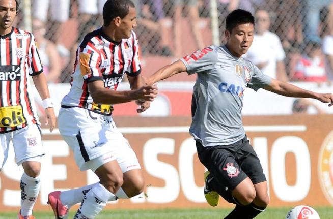Paulist�o 2013: Paulista 1x1 Corinthians