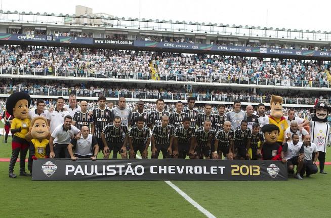 Paulist�o 2013: Santos 1x1 Corinthians