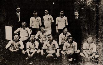 A funda��o do Corinthians