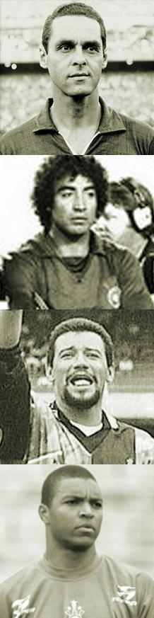 Os grandes goleiros do Corinthians