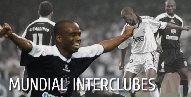 2000  - Corinthians 2x2 Real Madrid
