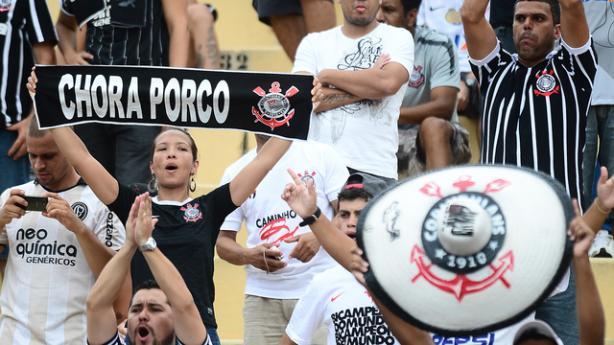 Corinthians tem a melhor m�dia de p�blico no Paulista, enquanto Palmeiras � apenas o quinto