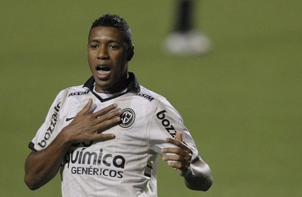 Jucilei jogou no Corinthians at� 2011