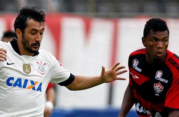 Corinthians empatou mais uma vez no Brasileir�o