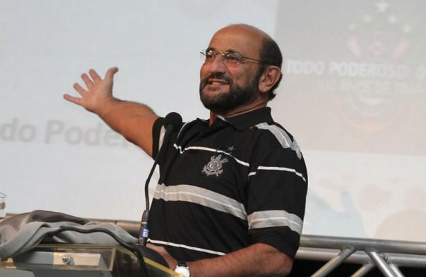 Rosenberg criticou Allianz Parque e gestão corinthiana sobre a Arena Corinthians