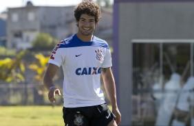 Interesse por Pato ganha destaque em site oficial de clube ingl�s