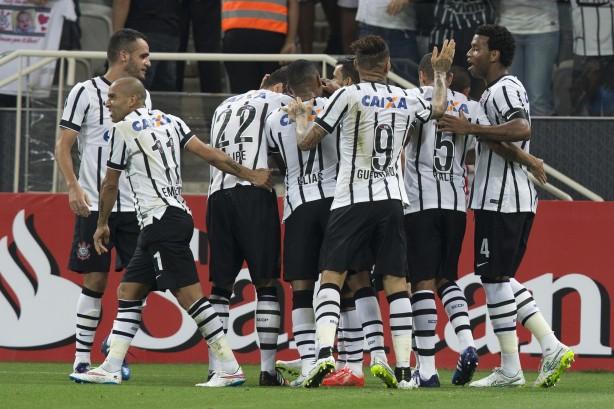 Pronto para o mata-mata, Corinthians encara o Guaraní-PAR na Libertadores