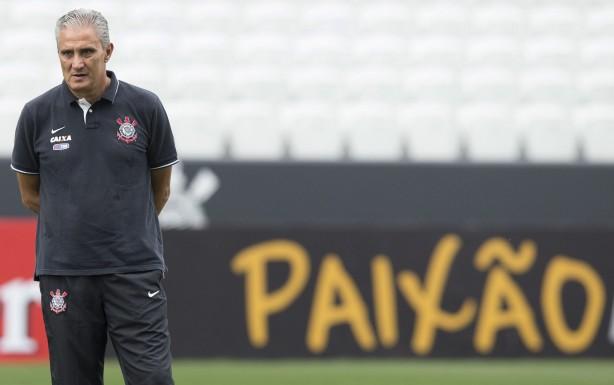 No Paraguai, Corinthians confirma escala��o contra o Guaran�