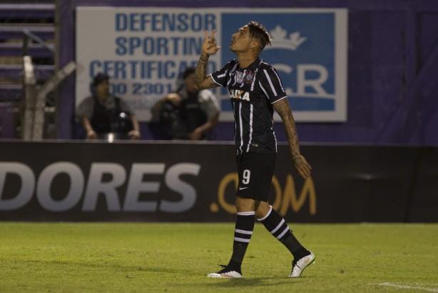 O Corinthians enfrenta o Guaran� em partida v�lida pelas oitavas de final da Libertadores