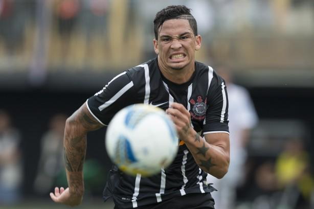 Corinthians não consegue vencer o Santos na Vila Belmiro