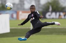 A habilidade de Malcom sob o �ngulo do fot�grafo oficial do Corinthians