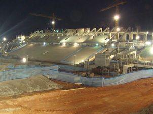 Arena Corinthians vai abrir a Copa do Mundo