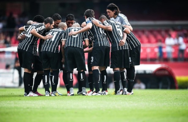 O Corinthians est� classificado pra final do Paulist�o