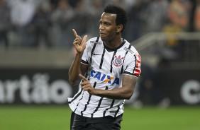 V�DEO: Gil encobre goleiro e faz um gola�o na Arena Corinthians