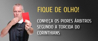 Piores �rbitros segundo a torcida do Corinthians